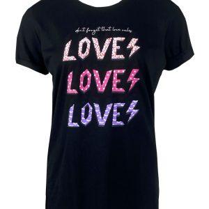 Elvira Shirt Love